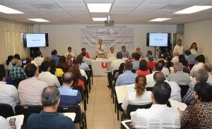 Asisten universidades a sesión ordinaria de la COEPES-Tabasco