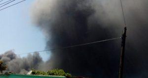 Controlado incendio en refinería de Minatitlán: Protección Civil