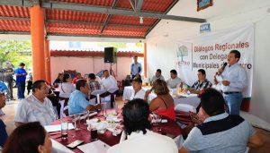 Obras para Centro,  por consenso ciudadano, nada a la fuerza: Evaristo Hernández Cruz
