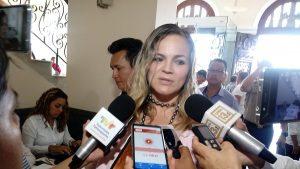 Capacitación constante a los elementos de la Policía Estatal de Caminos  en Tabasco: Julissa Riveroll Ochoa