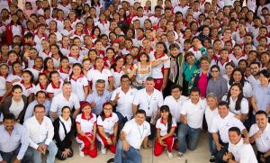 Futuros docentes en Yucatán, aprenden estrategias para una vida saludable