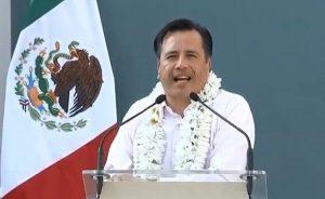 Veracruz está a favor de la Guardia Nacional: Cuitláhuac García