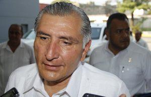 Son tiempos de austeridad en Tabasco: Gobernador Adán Augusto