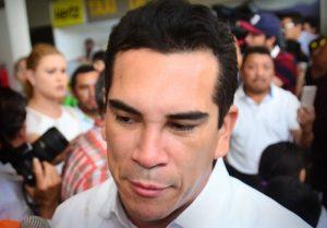 Vienen buenas noticias para Campeche: Alejandro Moreno Cárdenas