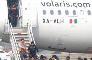 Psicosis por amenazas de bomba en avión de Volaris