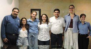 Francia, Reino Unido, Estados Unidos de América y México estrechan lazos de amistad y colaboración académica con la UTTAB