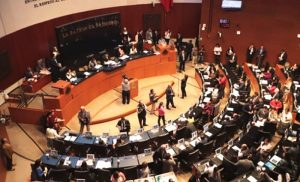 Aprobado por unanimidad, Senado avala la Guardia Nacional