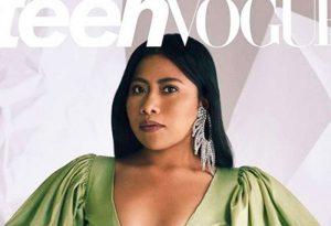 Imparable, Yalitza aparece en portada de Teen Vogue