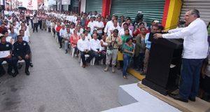 La seguridad pública en Tabasco, compromiso de todos: Adán Augusto