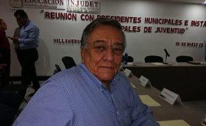 Más de 2 meses podría tardar el desazolve en Balancán: Saúl Plancarte Torres