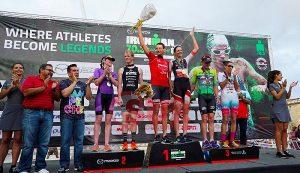Anuncia Alejandro Moreno Cárdenas cuarta edición del Ironman en Campeche