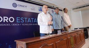 Aporta la UJAT, ideas en Foro de Consulta en Ciencia y Tecnología