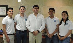 Becarios de la UTTAB asistirán a universidades de Colombia y Perú para fortalecer conocimientos en su área de especialización