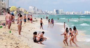 Sigue deslumbrando Cancún; puntea en Turismo