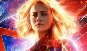 """Llega """"Capitana Marvel"""" al primer lugar de la taquilla en EU; recauda 455 mdd"""