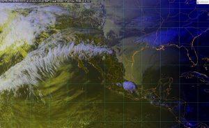 Tormentas intensas se prevén en Chiapas, Veracruz y Tabasco
