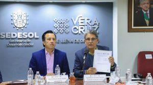 Instala Gobernador de Veracruz Consejo Estatal de Desarrollo Urbano