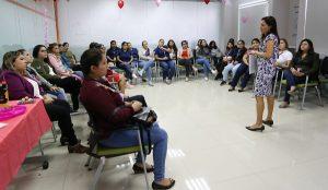 Promueve DIF municipal atención integral a mujeres benitojuarenses