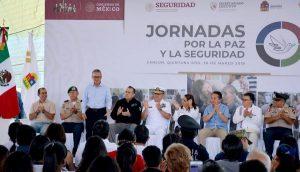 Participa FGE en Jornadas por la Paz y la Seguridad