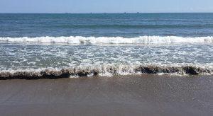 Hay bandera roja en playas de Boca del Río: PC