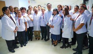 Estamos con otra actitud, antes fingían y no funcionaban los centros de Salud en Veracruz: Cuitláhuac García Jiménez