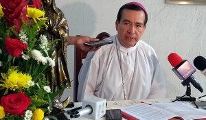 El gobierno está a tiempo de ajustar sus objetivos: Obispo de Tabasco