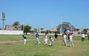 Realizan en la UJAT Olimpiadas Deportivas Regionales Peraj