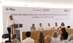 Sumará UJAT esfuerzos con Clúster Energético de Tabasco