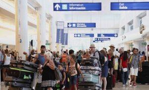 Opera con normalidad aeropuerto de la CDMX