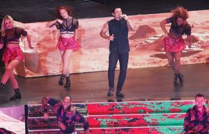 Chayanne enloquece a sus fans en el Auditorio Nacional