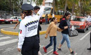 Hoy hay cierres viales en el Centro de Veracruz por actividades del Carnaval