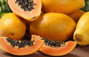 La papaya no sólo se utiliza en cóctel de frutas, es medicinal y contiene vitaminas