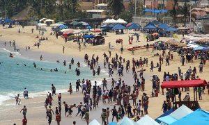 Acapulco, con buena afluencia turística: SECTUR