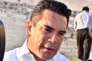 Anuncia Alejandro Moreno Cárdenas instalación de 210 cámaras de videovigilancia en Campeche