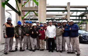 Anuncia López Obrador inversión para refinería de Ciudad Madero