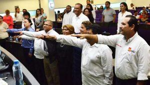 El PAN encabezara trabajos del próximo periodo de sesiones en el congreso de Campeche
