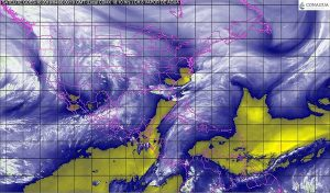 Se prevén tormentas y vientos fuertes en Coahuila, Nuevo León, Tamaulipas y Veracruz