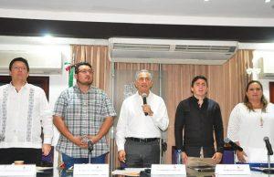 Con 103 asuntos pendientes instalan diputación permanente en Campeche