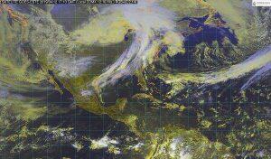 Se prevén vientos fuertes en el norte y el centro de México