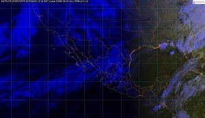 Lluvias, vientos y posibles torbellinos en Coahuila, Nuevo León y Tamaulipas