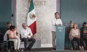 Es falso que en Veracruz la situación esté incontrolable: Cuitláhuac García