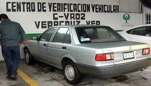 Cumplen verificación menos del 20 % de vehículos en Veracruz: Sedema