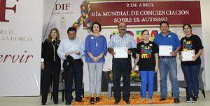 Llama presidenta del DIF Tabasco a fomentar inclusión de personas con discapacidad