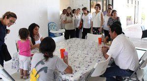 Reconocen voluntad de presidenta del DIF por proteger a grupos vulnerables