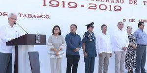 Con AMLO y Adán Augusto, recobró vigencia lucha por los más necesitados: Enrique Priego Oropeza