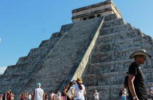 En Semana Santa, casi 160 mil turistas visitaron los paradores de Cultur en Yucatán