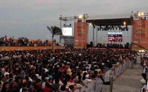 Esperan repunte en ocupación hotelera por el Festival de la Salsa en Boca del Río