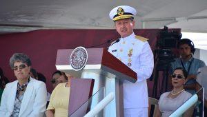 Las Fuerzas Armadas estamos más unidas que nunca: Secretario de Marina