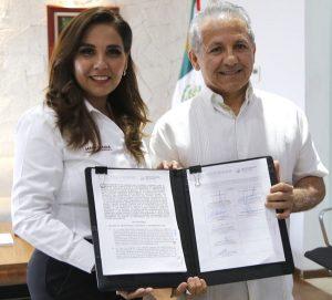 Más recursos para seguridad en Benito Juárez: Mara Lezama