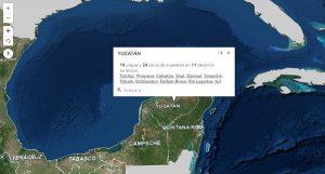 Las playas de Yucatán y del país, aptas para el uso recreativo